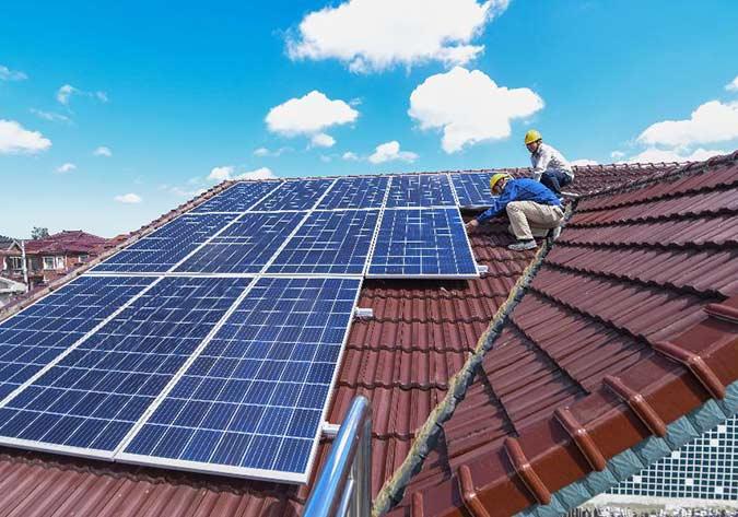 浙江慈溪:居民屋顶光伏发展进入快速增长期