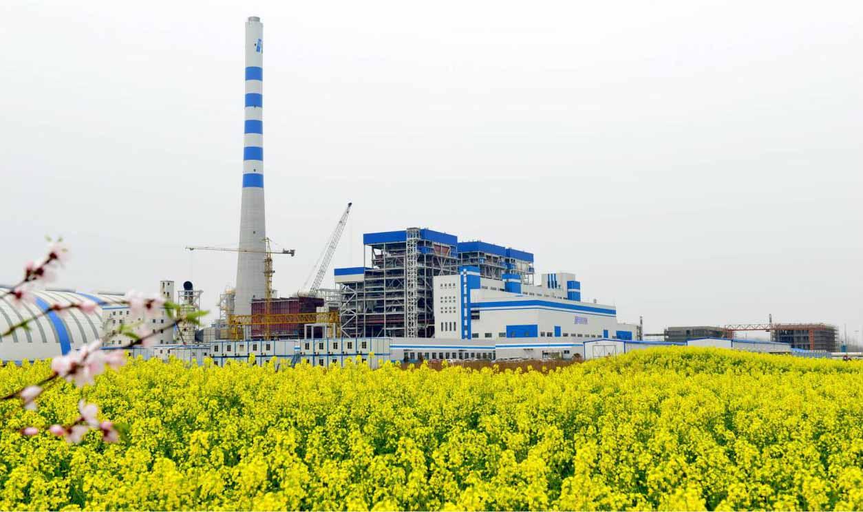 """城市花园电厂的""""美丽""""转型记--华能南京热电公司环保纪实"""
