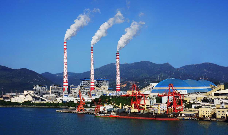 华能福州电厂:绿色明珠创环保标杆