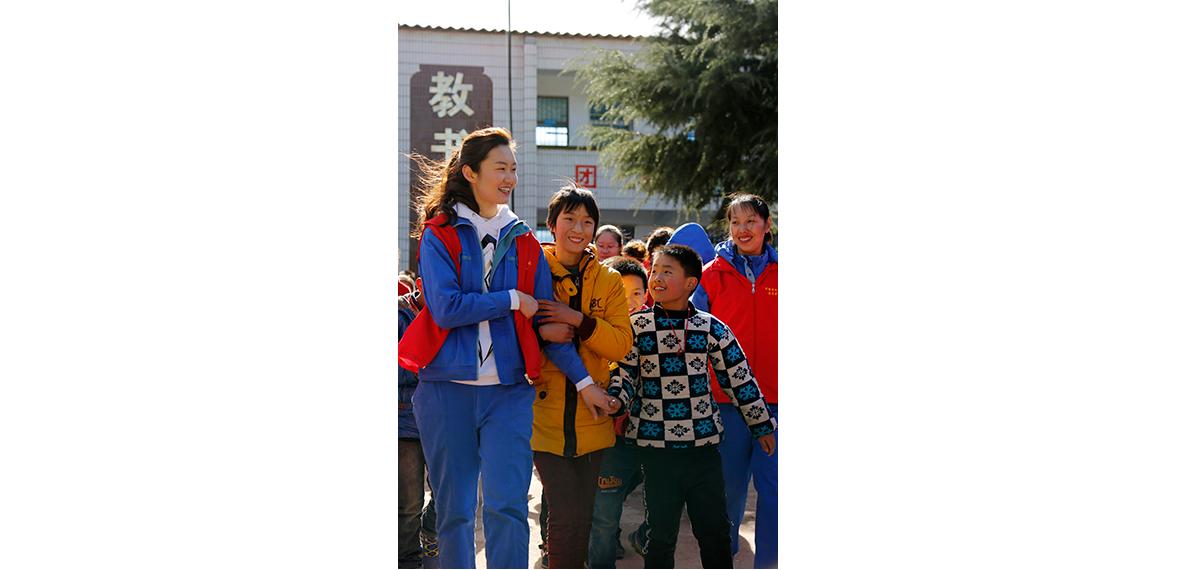 二等奖:《爱心妈妈》——王涛(北京热电厂)
