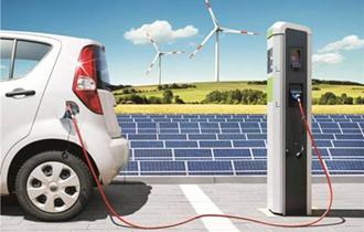 春节假期我国多地电动汽车充电量大幅增长