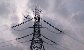 湖南电力借无人机打造智能巡检体系