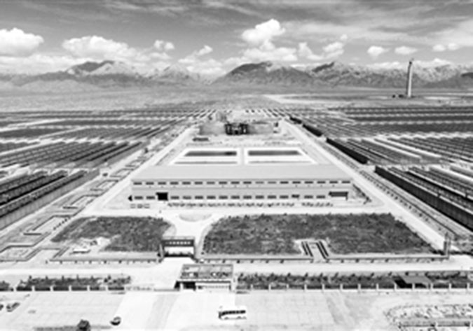 國內共享電力儲能調峰市場化交易在青海試點