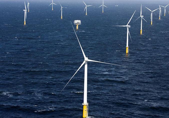 中法积极推进海上风电合作