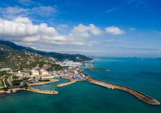 大亚湾核电站持续稳定对港供电