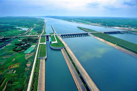 川渝合作重点项目双江航电枢纽开建 推进涪江全流域复航