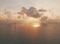 華能建成國內離岸最遠海上風電場