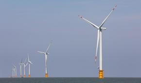華能力度①丨向海爭鋒——華能大豐一期海上風電建設紀實