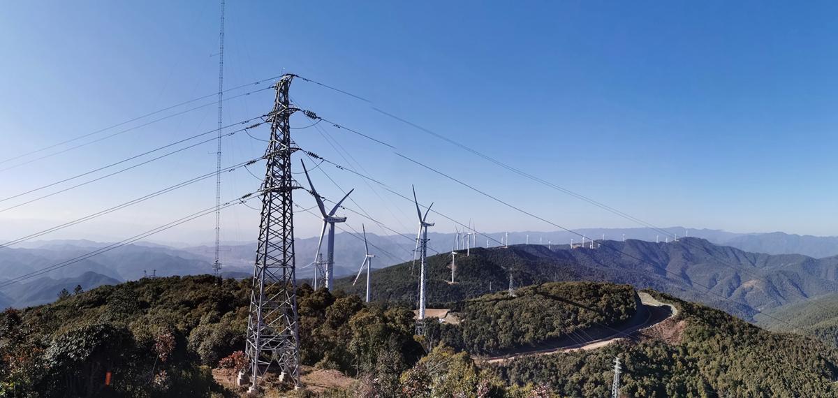 華能:雲南風電場煉成記
