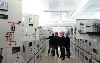 滨海供电降压改造助力企业双电源提质增效