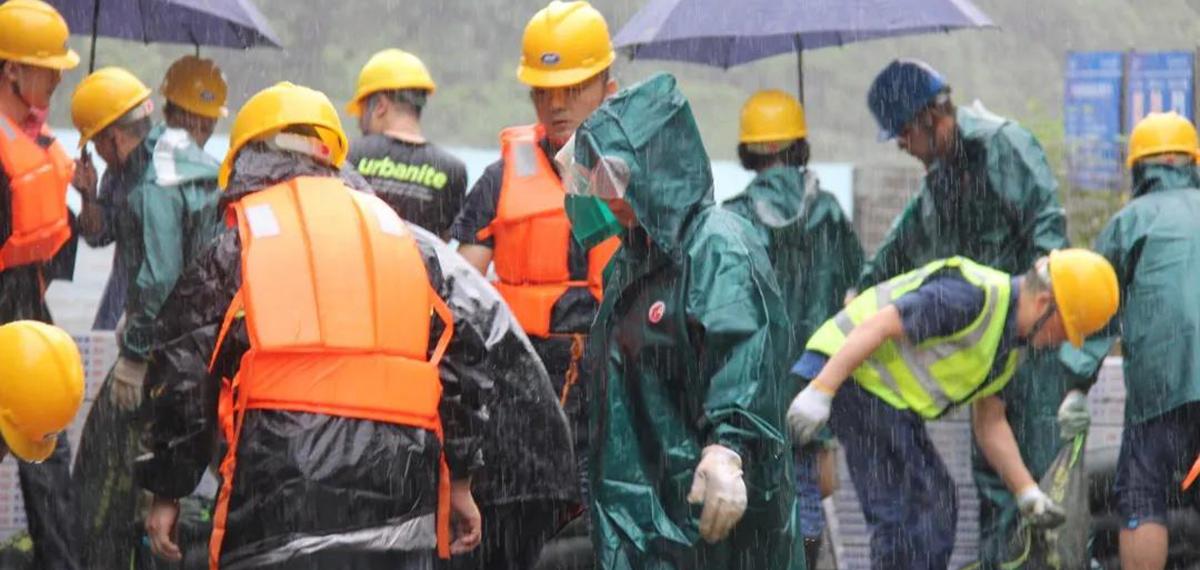 华能恩施水电启动一级响应迎洪峰过境