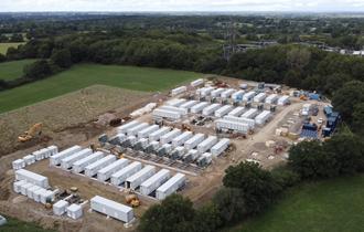 华能英国门迪储能项目进入冷调试阶段