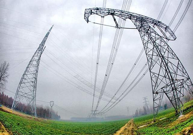 世界电压等级最高特高压线路输电量逾500亿千瓦时