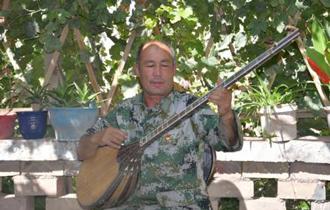 新疆喀什伽师县托格拉克村麦海提·艾山:农民夜校让日子更有滋味