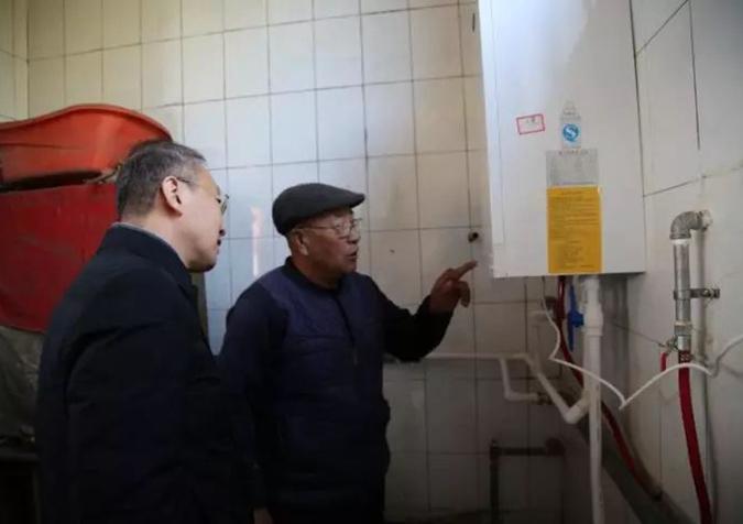 河南安阳乡村清洁供暖见闻:告别煤炉,迎来电气