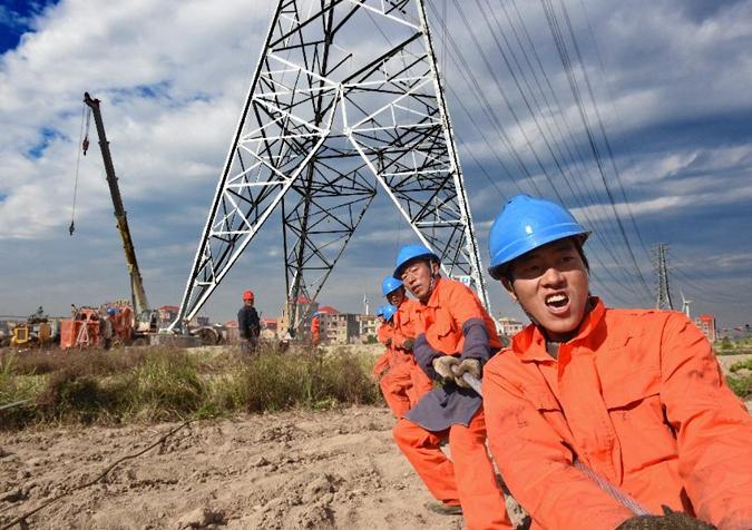 福建莆田大力發展風電産業