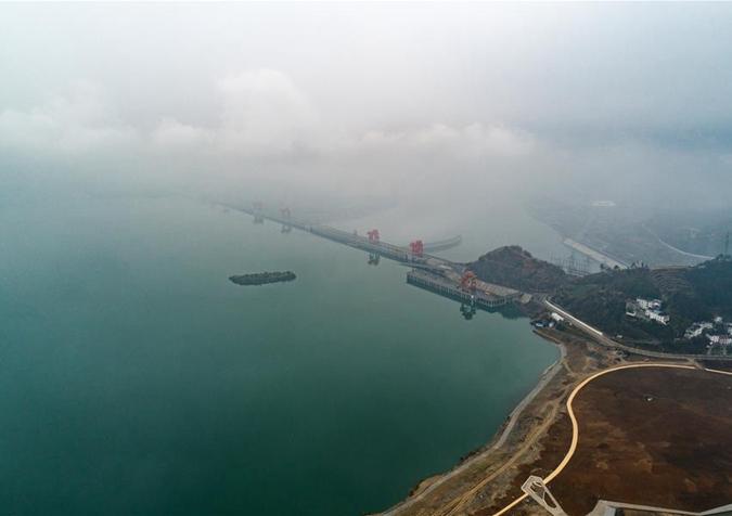 三峽電站年發電量首次突破千億千瓦時