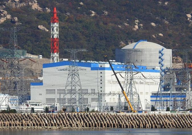 中核集團:田灣核電二期工程按期全面投産