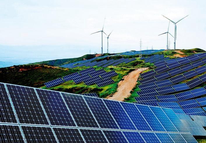 河北:新能源发电助力农村脱贫攻坚和减排治霾
