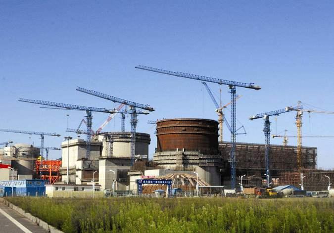 红沿河核电站5号机组核岛主设备完成安装
