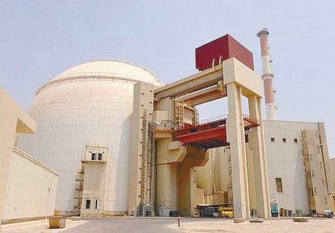 伊朗布什尔核电站将暂停运转进行维修