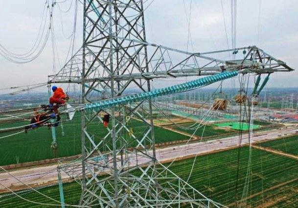 750千伏变电站即将在西安投运
