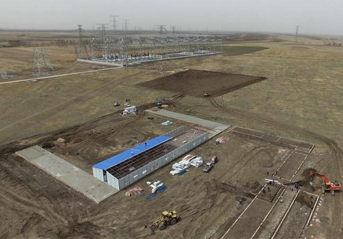 张北至雄安1000千伏特高压交流输变电工程全面开工