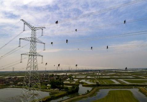 世界首座交直流合建变电站检修完成