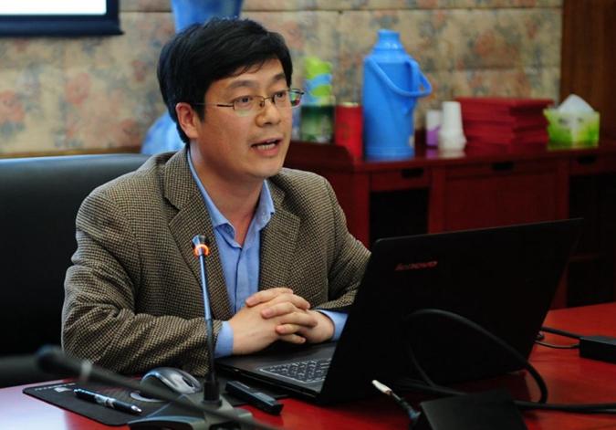 李炳森:共建共贏的泛在電力物聯網産業生態建設