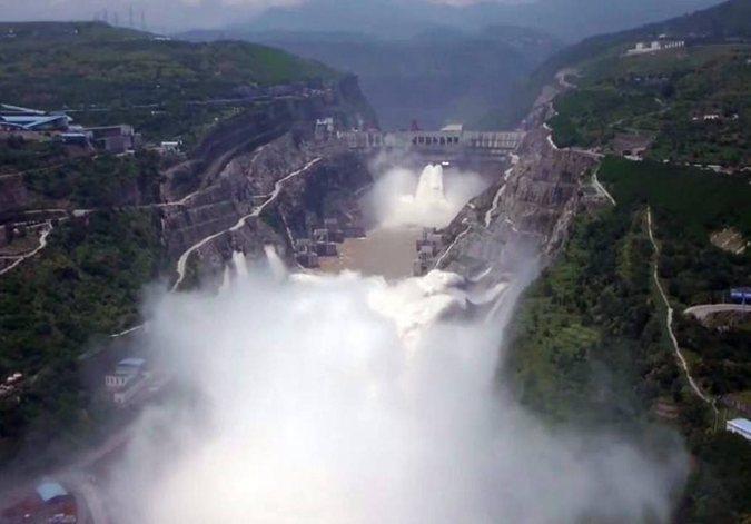 """创造世界水电的""""中国高度"""""""
