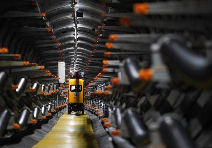江苏南京:积极探索人工智能高压电缆隧道建设