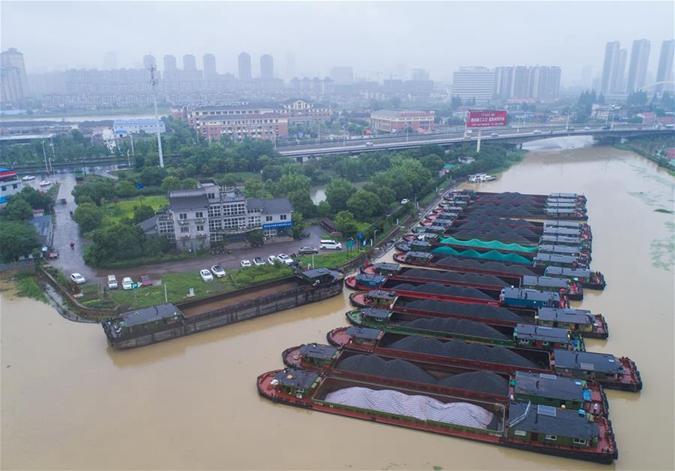 浙江湖州实现水上服务区及大型码头岸电全覆盖