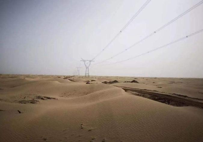 """沙漠供电铁军的""""宁爸爸"""""""