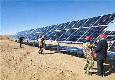 内蒙古通辽市:百座光伏电站增加村集体扶贫财力