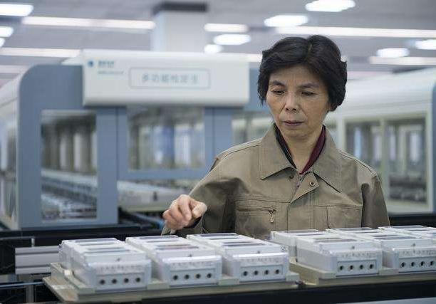 黄金娟:将电能表检定效率提升58倍