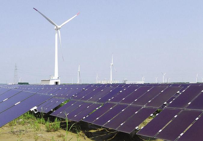 山西利用新能源发电扩大晋电外送规模