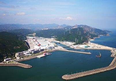 阳江核电6台规划机组全部投产