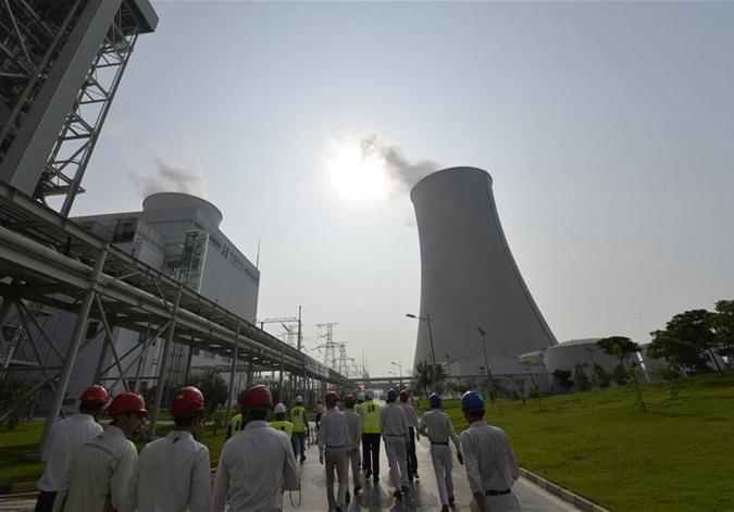 中巴经济走廊优先实施项目-萨希瓦尔燃煤电站