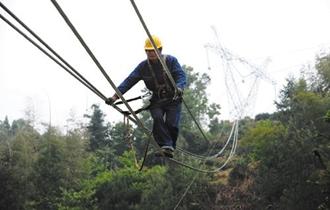 国网陕西省电力公司:建强电网 促进陕西能源转型