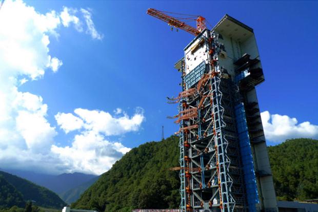 记西昌卫星发射中心发测站供电分队