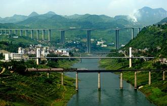 乌江白马航电枢纽工程开工 促进乌江航运全面复苏
