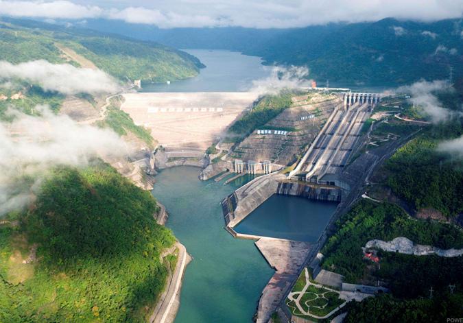 中国工程院院士为糯扎渡水电站扶贫项目点赞