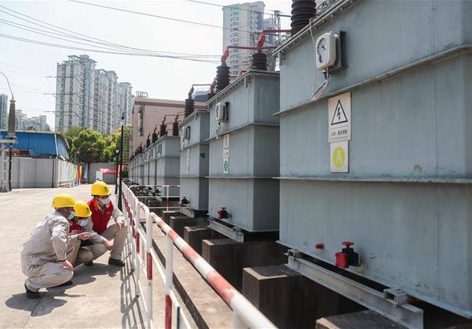 我國首條公裏級高溫超導電纜工程在滬開工