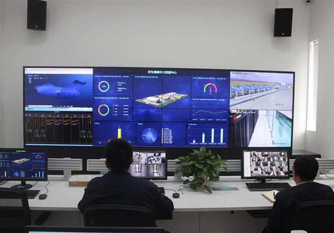 青海:全清洁能源运营的大数据产业园投运