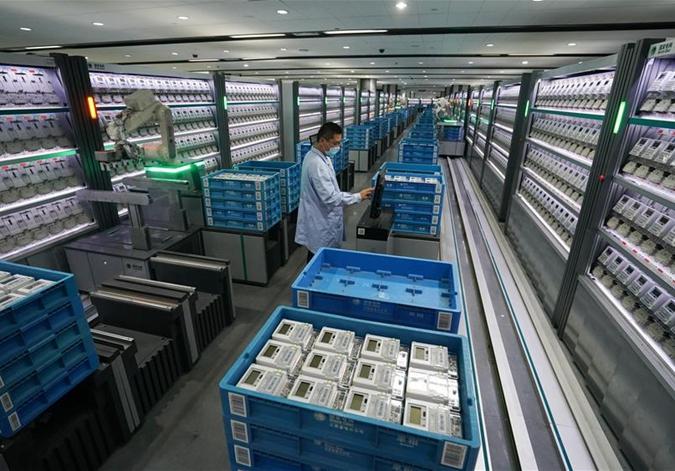 江蘇:電能表智慧檢測精準計量 服務人民美好生活