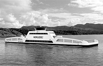 赫爾辛基首艘無人駕駛電動接駁船6月試航
