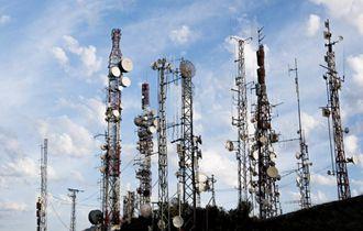 甘肃运用市场机制推动不同市场主体开展新基建合作——电力杆塔挂搭上5G基站