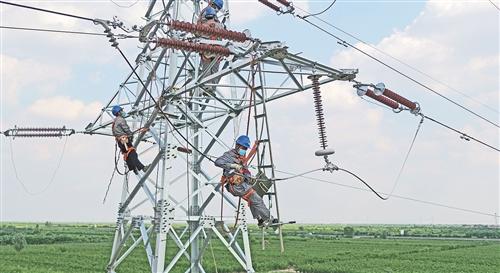 今年全社会用电量预计增长2%至3%