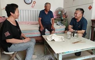 对话丨华能驻河北西八里村第一书记李志伟:把民心工程做到老百姓的心上