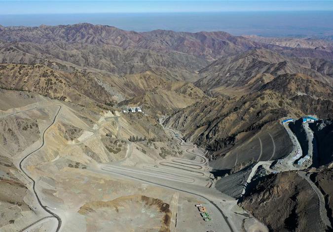 新疆首座抽水蓄能电站项目进入厂坝施工关键期